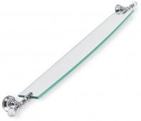 Подробнее о Полка StilHaus Smart Light   SL 04 CR стеклянная хром / стекло / Swarovski