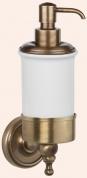 Подробнее о Дозатор Tiffany TW Bristol TWBR108 CR жидкого мыла настенный хром / керамика