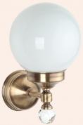 Подробнее о Светильник Tiffany TW Crystal TWCR130 CR SW настенный хром/стекло/Swarovski