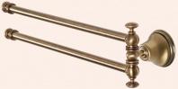 Подробнее о Полотенцедержатель  Tiffany TW Harmony  TWHA013 ORO  двойной 49 см  золото
