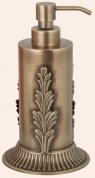 Подробнее о Дозатор жидкого мыла  Tiffany TW Murano  TWMU BA108/OVTO BR  настольный  бронза