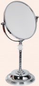 Подробнее о Зеркало Tiffany TW Murano TWMU BA292/OV CR косметическое настольное хром