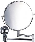 Подробнее о Зеркало косметическое Wasserkraft K-1000 двустороннее (3Х) хром