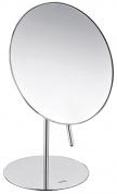 Подробнее о Зеркало косметическое Wasserkraft  K-1002 настольное (3Х) хром