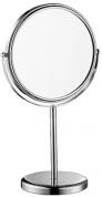 Подробнее о Зеркало косметическое Wasserkraft K-1003 настольное (3Х) хром