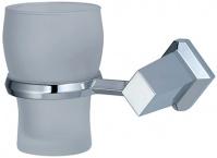 Подробнее о Стакан Wasserkraft Aller K-1100 K-1128 подвесной хром/стекло прозрачное