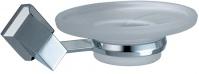 Подробнее о Мыльница Wasserkraft Aller K-1100 K-1129 подвесная хром/стекло матовое