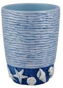 Подробнее о Стакан Wasserkraft Isen K-2100 K-2128 настольный цвет голубой
