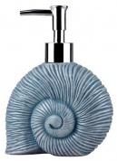 Подробнее о Дозатор для мыла Wasserkraft Isen K-2100 K-2199 настольный цвет голубой