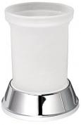 Подробнее о Дозатор для мыла Wasserkraft Donau K-2400 K-2499 настольный хром/стекло матовое