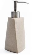 Подробнее о Дозатор для мыла Wasserkraft Ohre K-37700 K-37799 настольный цвет бежевый