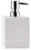 Подробнее о Дозатор для мыла Wasserkraft Leine K-3800 K-3899 настольный цвет серый