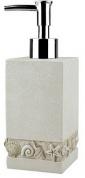 Подробнее о Дозатор для мыла Wasserkraft Inn K-4300 K-4399 настольный цвет белый