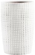 Подробнее о Стакан Wasserkraft Dinkel K-4600 K-4628 настольный цвет белый