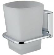 Подробнее о Стакан Wasserkraft Leine K-5000 K-5028 подвесной хром/стекло матовое