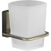 Подробнее о Стакан Wasserkraft Exter K-5200 K-5228 подвесной бронза светлая/стекло матовое