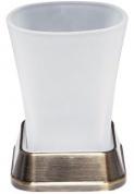 Подробнее о Стакан Wasserkraft Exter K-5500 K-5528 настольный бронза светлая/стекло матовое