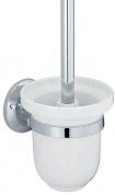 Подробнее о Ершик для туалета Wasserkraft Rhein K-6200 K-6227C подвесной хром/керамика белая