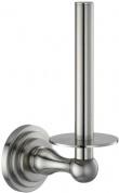 Подробнее о Бумагодержатель Wasserkraft Ammer K-7000 K-7097 открытый вертикальный хром матовый