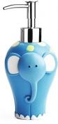Подробнее о Дозатор для мыла Wasserkraft Lippe K-8100 K-8199 настольный цвет синий