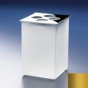 Подробнее о Стакан для зубных щеток Windisch Box Matt 83122MOV золото античное