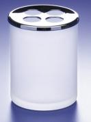 Подробнее о Стакан для зубных щеток Windisch Addition Matt 83125M настольный стекло матовое / хром