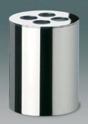 Подробнее о Стакан для зубных щеток Windisch Cylinder Plain 83416CR хром