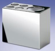 Подробнее о Стакан Windisch Box Metal 83418SNI настольный никель сатинированный