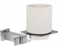 Подробнее о Стакан Windisch Box Metal 85216MCR подвесной хром/стекло матовое