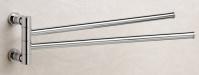Подробнее о Полотенцедержатель Windisch Cylinder Ribbed  85341CR двойной 46 см хром