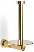 Подробнее о Бумагодержатель Windisch Star Light Swarovski  85552CR открытый хром / Swarovski