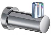 Подробнее о Крючок Windisch Concept Swarovski 86609CR одинарный хром / Swarovski