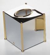 Подробнее о Салфетница-куб Windisch 87109CR с вертикальным бортом хром