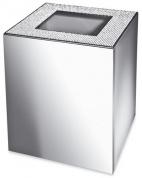 Подробнее о Ведро мусорное Windisch 89157CRSW хром /Swarovski