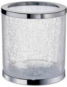 Подробнее о Ведро мусорное Windisch  89164CR  хром /стекло кракле