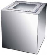 Подробнее о Ведро мусорное Windisch 89190CRSW хром /Swarovski