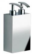 Подробнее о Дозатор для жидкого мыла Windisch Box Metal Lineal 90124CR настенный двойной 6 х h 20 см хром
