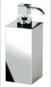 Подробнее о Дозатор для жидкого мыла Windisch Box Metal 90419CR настольный 6 х h 15,5 см хром