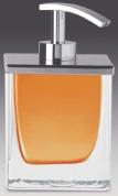 Подробнее о Дозатор жидкого мыла Windisch Fashion&Variety 90433NCR настольный хром /стекло черное