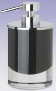 Подробнее о Дозатор жидкого мыла Windisch Fashion&Variety 90435NCR настольный хром /стекло черное