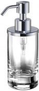 Подробнее о Дозатор для жидкого мыла Windisch Mini 90462CR настольный стекло прозрачное / хром