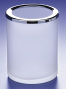 Подробнее о Стакан Windisch Addition Matt 91125M настольный стекло матовое / хром