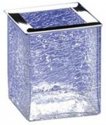 Подробнее о Стакан Windisch Box Craquele 91129CR настольный стекло `кракле` / хром