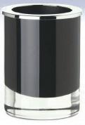 Подробнее о Стакан Windisch Fashion&Variety 91165NCR настольный хром /стекло черное