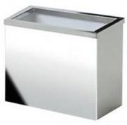 Подробнее о Стакан Windisch Box Metal Lineal 91418CR настольный 6 х h 9,5 см хром
