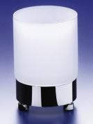 Подробнее о Стакан Windisch Addition Matt 94118M на подставке стекло матовое / хром