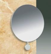 Подробнее о Зеркало косметическое Windisch 99060CR настенное (3Х) хром