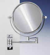 Подробнее о Зеркало косметическое Windisch 99145CR настенное (3Х) хром
