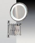 Подробнее о Зеркало косметическое Windisch 99188CR с флуоресцентной подсветкой (белый свет) (2X) хром