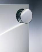 Подробнее о Зеркало косметическое Windisch 99301CR 3X на присоске (3X) диаметр 117 мм хром